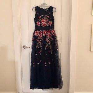 Vici Collection Embroidered Maxi